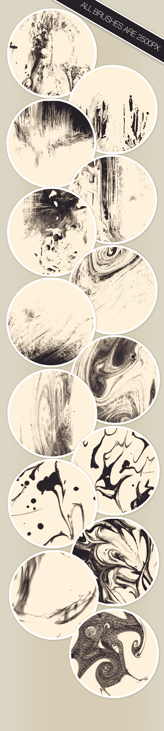 Liquid-Photoshop-Brushes-Set-1 designtnt brushes liquid large