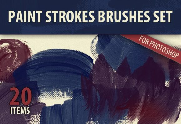 Paint-Strokes-PS-Brushes Photoshop Brushes brush|Editor's-Picks-–-Brushes|paint|painted|splash|stroke