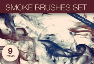 Smoke-Photoshop-Brushes-Set-1 Photoshop Brushes abr|brush|Editor's-Picks-–-Brushes|hi-res|smoke