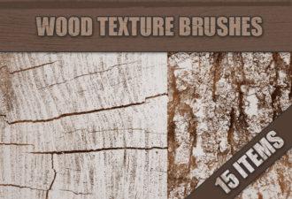 Wood-Photoshop-Brushes-Set-1 Photoshop Brushes brush|wood|texture
