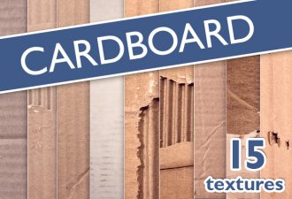 Full library Pricing designtnt cardboard textures set small