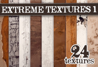 Full library Pricing designtnt extreme textures set small