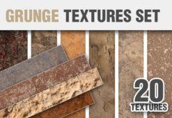 Grunge Textures Set 2 Textures cement|concrete|earth|Editor's Picks – Textures|grunge|mud|nature|texture