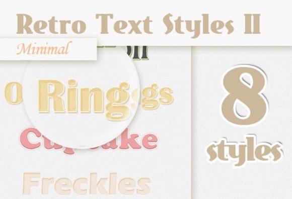 Minimal-Retro-Text-Styles-Set-2 1