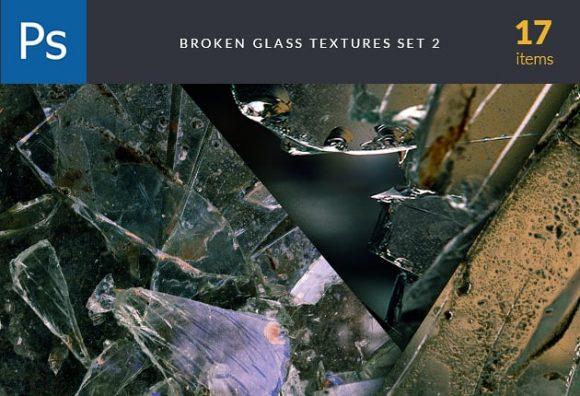 Broken Glass Textures Set 2 Textures broken glass textures set for photoshop