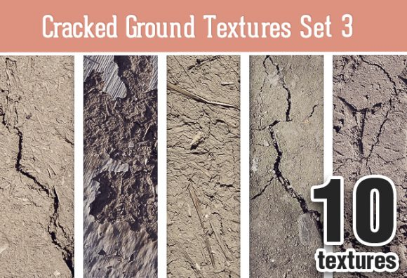 Cracked Ground Texture Set 3 Textures crack|cracked|earth|Editor's Picks – Textures|ground|mud|texture