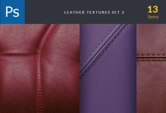Leather Textures Set 3 Textures high-quality|high-resolution|leather|natural|textures-2