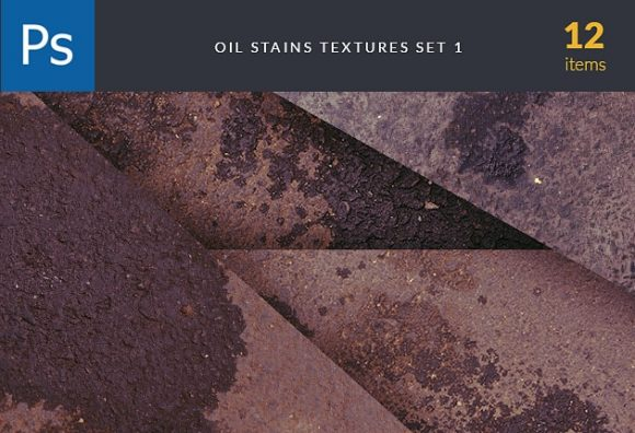 Oil Stains Textures Set 1 Textures 300dpi|concrete|Editor's Picks – Textures|high-quality|high-resolution|oil|stains|textures-2