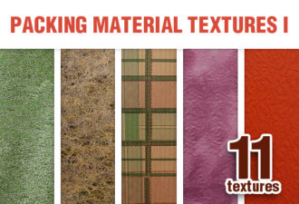 Full library Pricing designtnt textures packing material set 1 small