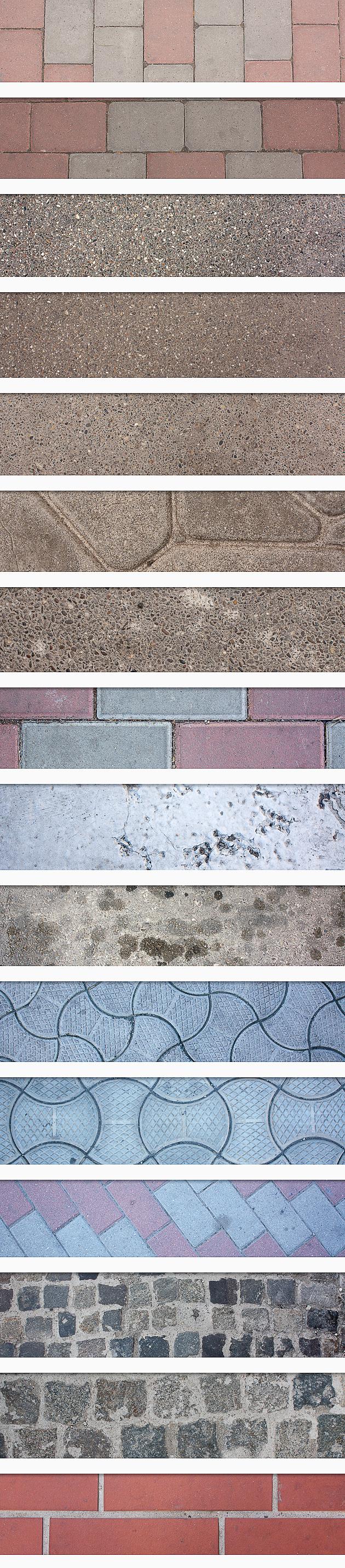 Pavement Textures Set 1 designtnt textures pavement 1 large