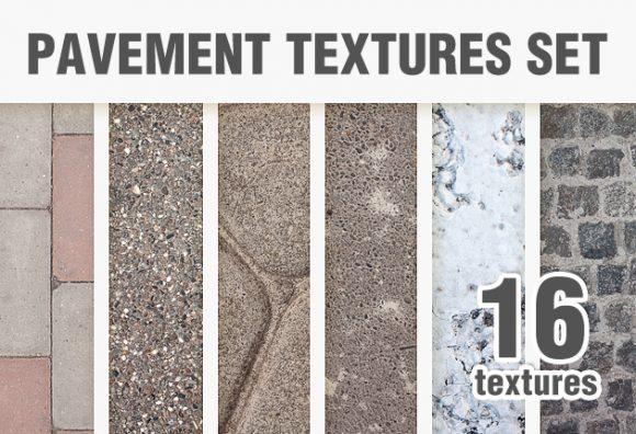 Pavement Textures Set 1 designtnt textures pavement 1 small