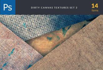 Subtle Dirty Canvas Set 2 Textures Subtle Dirty Canvas set textures for photoshop