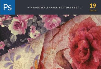 Full library Pricing designtnt textures vintage wallpapers set preview small