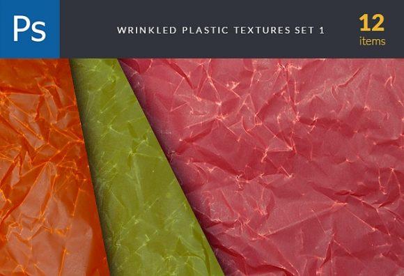 Wrinkled Paper Set 1 Textures Wrinkled Paper textures set for photoshop