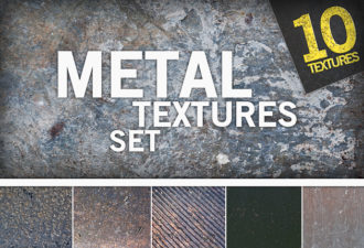 Full library Pricing grunge metal textures small