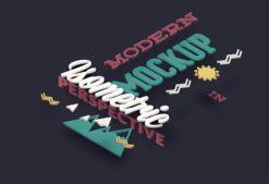 Modern-3D-Mock-UP-Actions Addons 3d|action|Effect|modern|mock-up