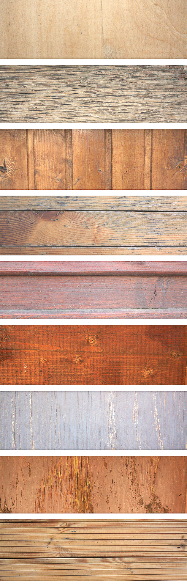 Wood Backgrounds Set 1 preview large1