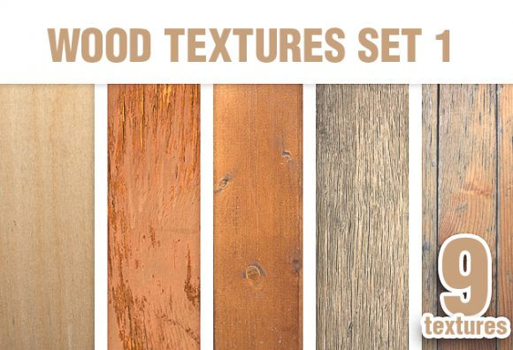 Wood Backgrounds Set 1 preview small1