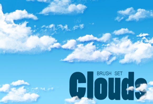 Clouds-Ps-brushes previews brushes clouds 1