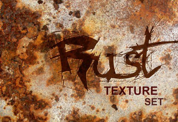Rust textures set Textures grunge metal rust