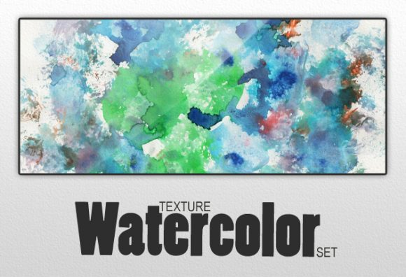 Watercolor textures 5
