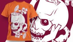 T-shirt Design 1839 T-shirt designs and templates vector