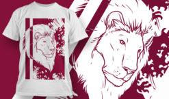 T-shirt Design 1844 T-shirt designs and templates vector