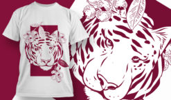 T-shirt Design 1846 T-shirt designs and templates vector