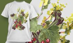 T-shirt Design 1849 T-shirt designs and templates vector