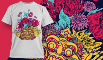T-shirt Design 1867 T-shirt Designs and Templates vector