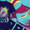 T-shirt design 1950 designious tshirt design 1910