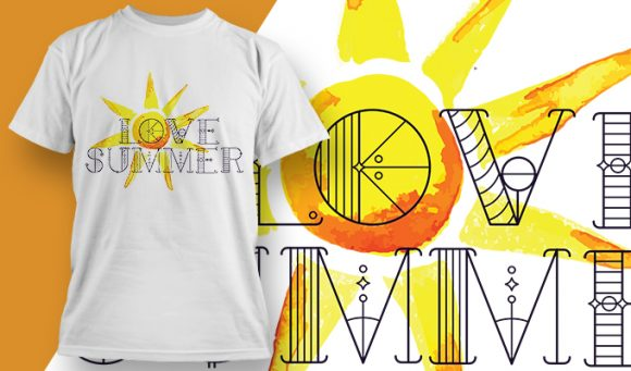 T-shirt design 1917 5