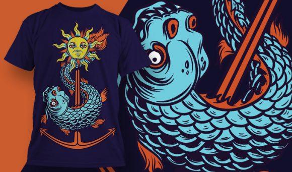 T-shirt design 1966 T-shirt Designs and Templates vector
