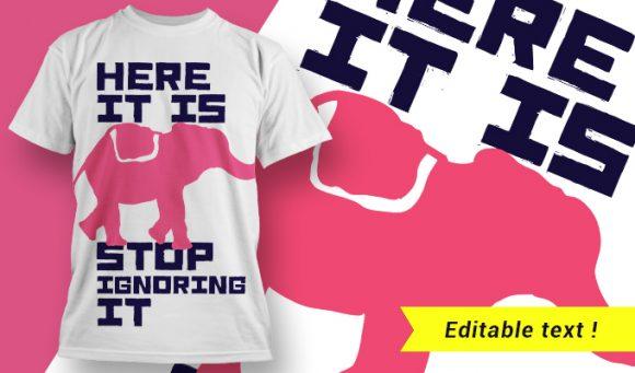 T-shirt design 1981 T-shirt Designs and Templates vector