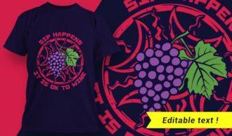 T-shirt design 1982 T-shirt Designs and Templates vector