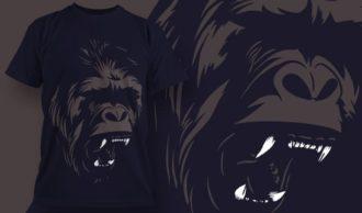 T-shirt design 1988 T-shirt Designs and Templates vector