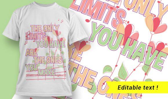T-shirt design 2003 T-shirt Designs and Templates vector