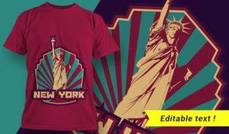 T-shirt design 2010 T-shirt Designs and Templates vector