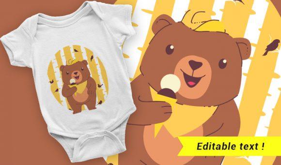T-shirt design 2026 5