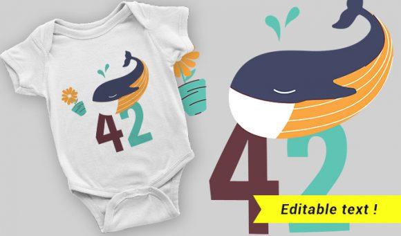 T-shirt design 2030 T-shirt Designs and Templates vector