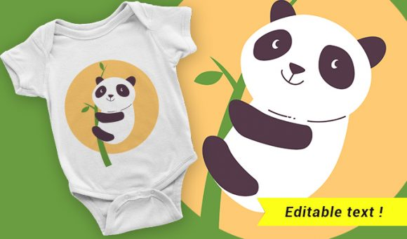 T-shirt design 2044 5