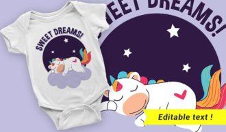 T-shirt design 2051 T-shirt Designs and Templates vector