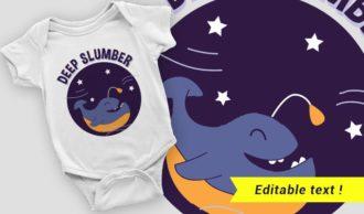 T-shirt design 2053 T-shirt Designs and Templates sea