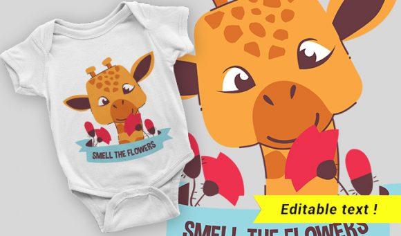 T-shirt design 2063 T-shirt Designs and Templates vector