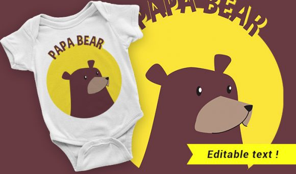 T-shirt design 2067 T-shirt Designs and Templates vector