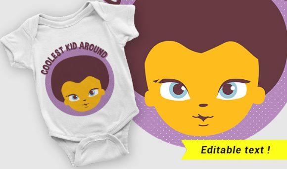 T-shirt design 2080 5