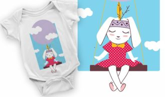 T-shirt design 2093 T-shirt Designs and Templates vector