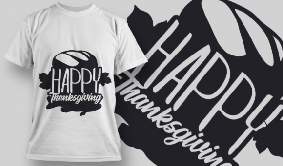 2160 Happy Thanksgiving 4 SVG Quote 5