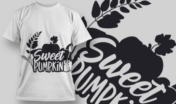 2193 Sweet Pumpkin 2 SVG Quote 2193 Sweet Pumpkin 2