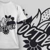 T-shirt design 2018 2199 October